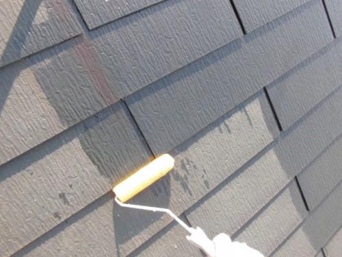 シーラーを塗布する