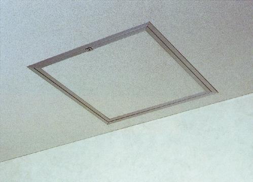 屋根の点検口