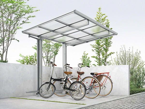 サイクルポート屋根