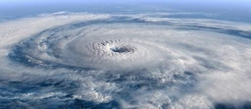 突風原因2:台風