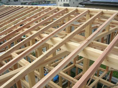 roof of rafter